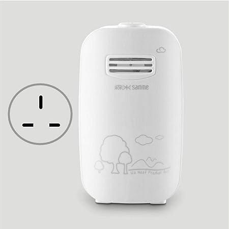 Rjjdd Filtro de Aire Generador de ionizadores domésticos Mini ...