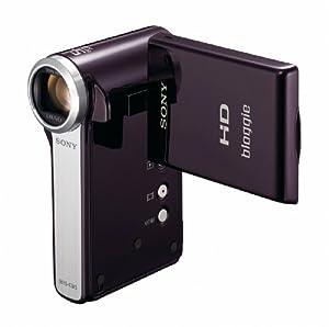 Amazon.com : Sony MHS-CM5 bloggie HD Video Camera (Violet ...