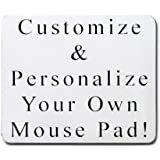 Personalized Photo Mouse Pad for a unique Personalized Gift - Mousepad