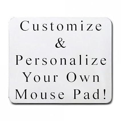 amazon com personalized photo mouse pad for a unique personalized