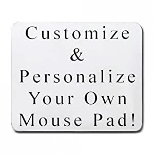 Personalized Photo Mouse Pad