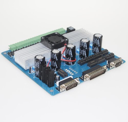 Riorand cnc router 5 axis tb6560 3 5a stepper motor driver for Stepper motor buy online