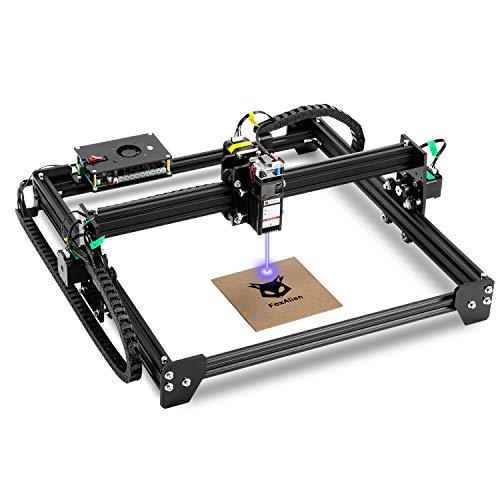 LE-4040 Desktop Laser Engraver Fixed-Lens 5000mW