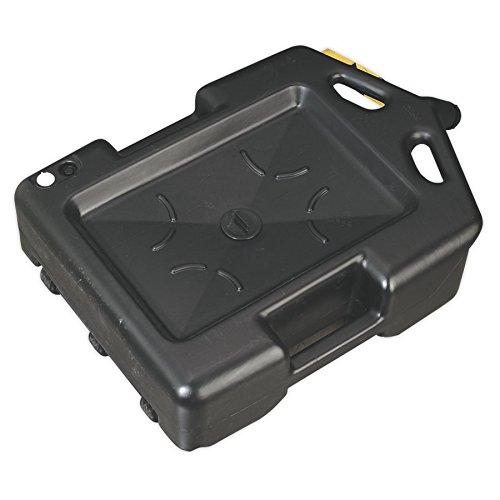Sealey drp09 aceite/líquido de drenaje y contenedor de ...