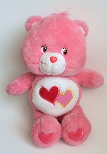 Love a Lot Care Bear 13'' (Care Bear Tummy Symbols)