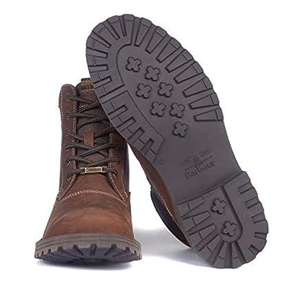 Barbour Mens Cheviot Derby Boot Leather Waterproof Walking Comfort Boot 3