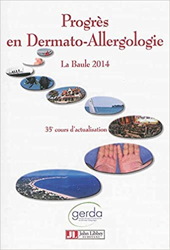 Téléchargement Progrès en dermato-allergologie : La Baule 2014 pdf, epub