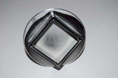 Hot Air Rework Nozzle #1135 17.5mm square PLCC