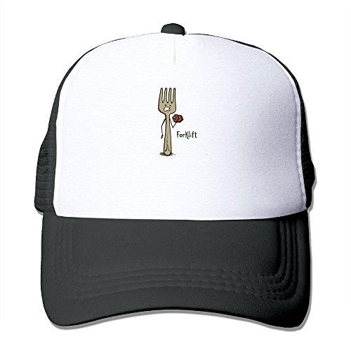 Uykkioo Forklift Women's Unisex Mesh Baseball Hat (Dry Dock Hitch)