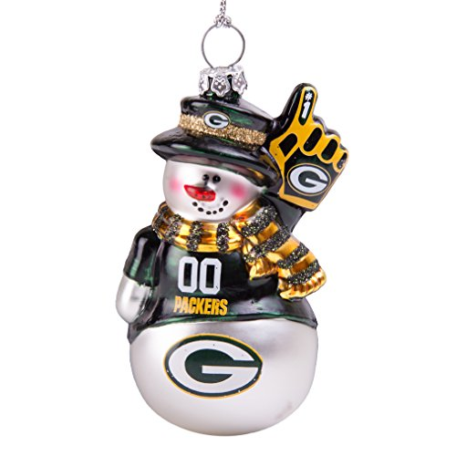 Green Bay Packers Christmas Decorations