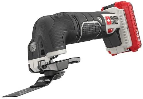 Porter-Cable PCC710LA 20V MAX Oscillating Tool Kit