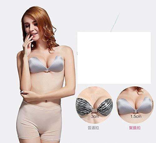 Le Invisibile Nozze colore Sexy Colour A Senza Il Del Estate Cuciture Insieme Di Oudan Collega Skin Dimensione Reggiseno B Yq8gzxgS