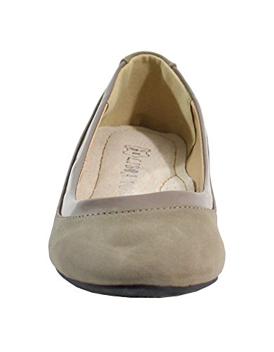 By Shoes , Ballerine Donna Taupe