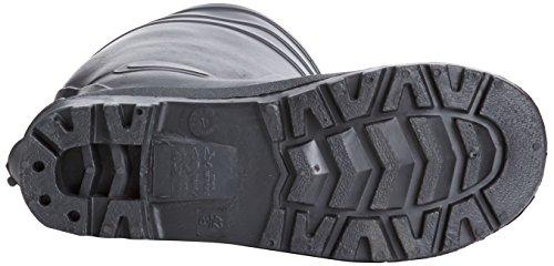 Portwest Steelite Total Safety Wellington S5 - Calzado de protección para hombre, Negro, 39.5