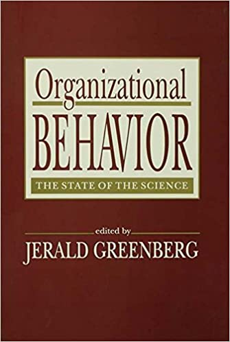 Organizational behavior the state of the science series in applied organizational behavior the state of the science series in applied psychology 1st edition kindle edition fandeluxe Images