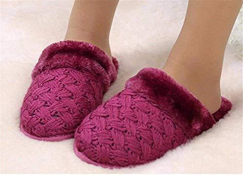 26cm Per Arredamento 39 Femminile Pantofole La Morbide Deed Casa zESnw0PqUx