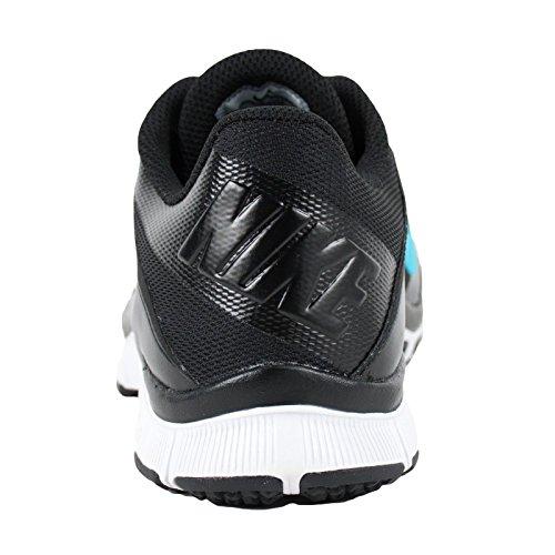 Nike Mænds Fri Træner 5,0, Sort / Gamma Blå-hvid Sort / Gamma Blå-hvid
