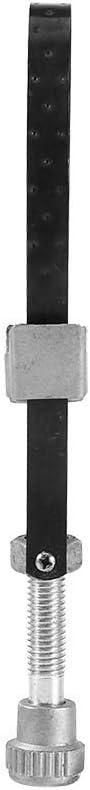 Diametro Regolabile 60-120 mm per Auto e Moto in Metallo newhashiqi Chiave per Filtro dellolio