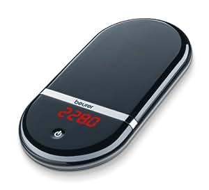 Beurer KS-36 - Balanza de cocina de precisión, medición 2 kg, para pigmentos y condimentos, color negro