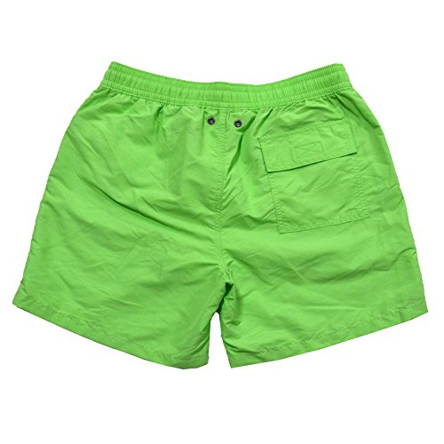 Ralph Lauren Bade-Boxershorts Hawaii - Nant Lime