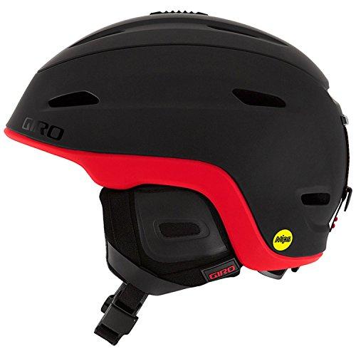 red audio helmet - 1