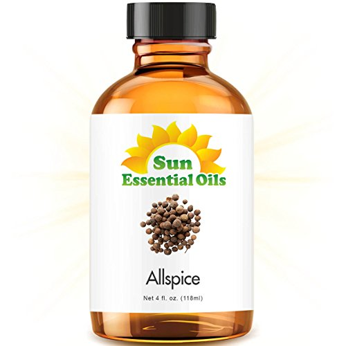 Allspice (Large 4 ounce) Best Essential Oil