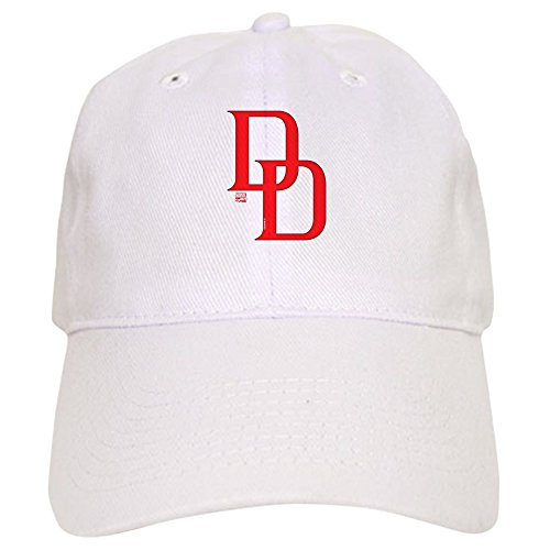 6142d3a47e7 CafePress Daredevil Symbols 2 Baseball Cap with Adjustable Closure