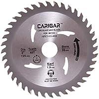 """CARIGAR SuperStar 5"""" * 40T TCT (Wood Cutter)"""