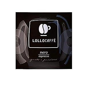 150 CIALDE LOLLO CAFFE MISCELA NERA PREGIATA Filtro-carta 44 mm ese