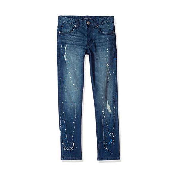 Calvin Klein Big Boys' Skinny Jeans