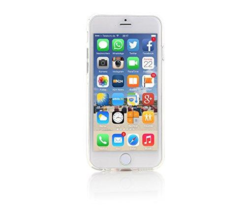 ArktisPRO Cushion Hülle für Apple iPhone 6 Plus glasklar