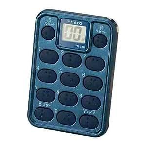 With braille key timer TM-31B
