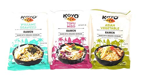 Thing need consider when find tofu noodles variety pack?