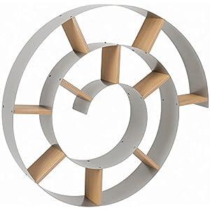 Kare - Estantería en espiral-2