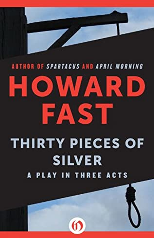 book cover of Thirty Pieces of Silver