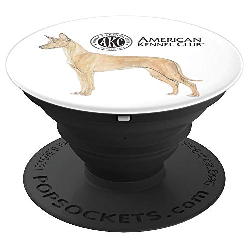 AKC Pharaoh Hound PopSocket - PopSockets Grip and Stand for Phones and Tablets