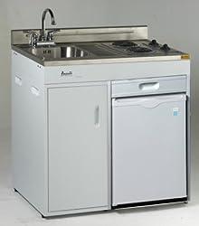 Avanti CK3616 Complete Compact Kitchen, 36