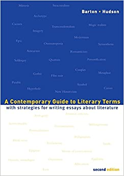a contemporary guide to literary terms strategies for  a contemporary guide to literary terms strategies for writing essays about literature