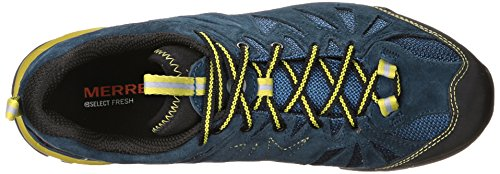 Merrell Capra - Zapatos trekking y senderismo para hombre Azul - Blau (TAHOE)