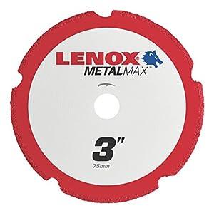 Amazon Com Lenox Tools 1972918 Metalmax Diamond Edge
