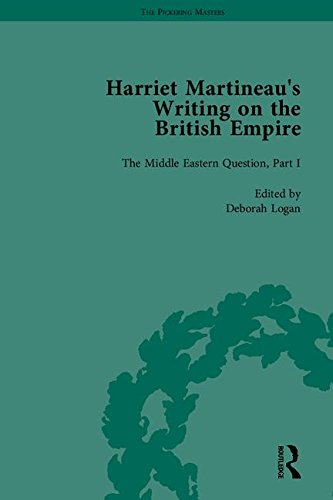 Download Harriet Martineau's Writing on the British Empire (5 Volume Set) (The Pickering Masters) PDF