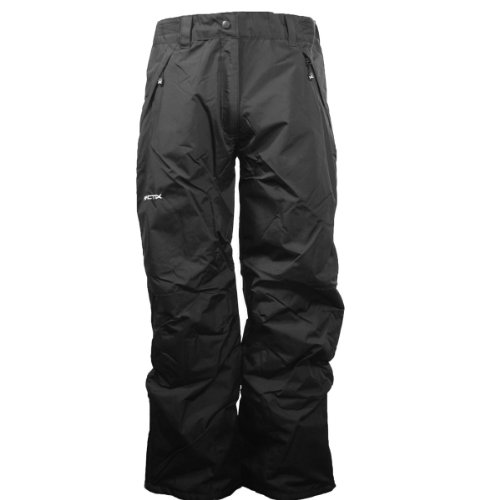 (Arctix Women's Ski Pants, Small, Black)