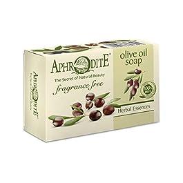 Aphrodite skin care olive oil soap fragrance free