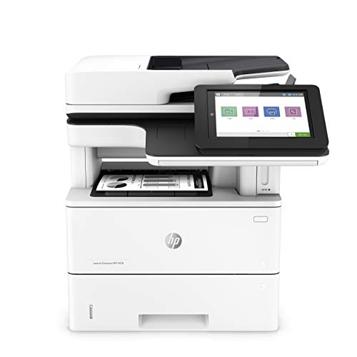 HP Laserjet Enterprise Multifunction M528f with One-Year, Next-Business Day, Onsite Warranty (1PV65A)