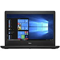 Dell Latitude 14-3480 Intel Core i3-7100 X2 2.4GHz 4GB 500GB 14, Black (Certified Refurbished)