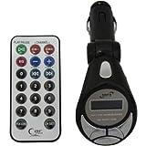 Impecca FM252 SD/SDHC USB Car MP3 Player and FM