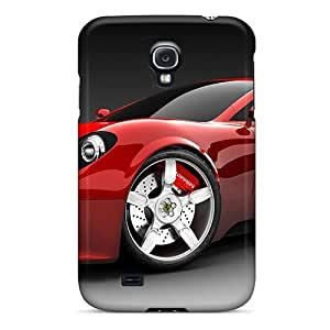 New Arrival Galaxy S4 Case Ferrari Dino Concept Case Cover