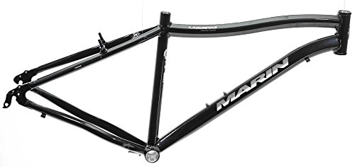 20.5'' MARIN LAGUNITAS 29'' 700c Hybrid Commuter Bike Frame Alloy Black NOS NEW by Marin