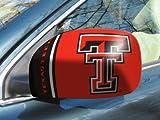 Fanmats Texas Tech University Small Mirror Cover Size=5.5''x8'' NCAA School -12015