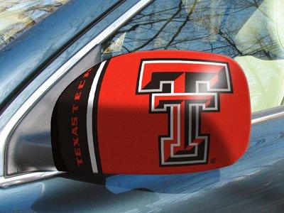 Fanmats Texas Tech University Small Mirror Cover Size=5.5''x8'' NCAA School -12015 by FANMAT